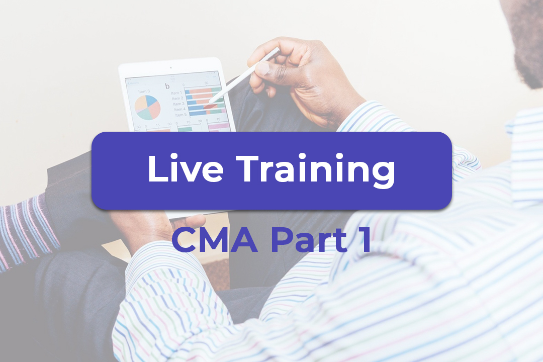 Live Online Training For Part 1